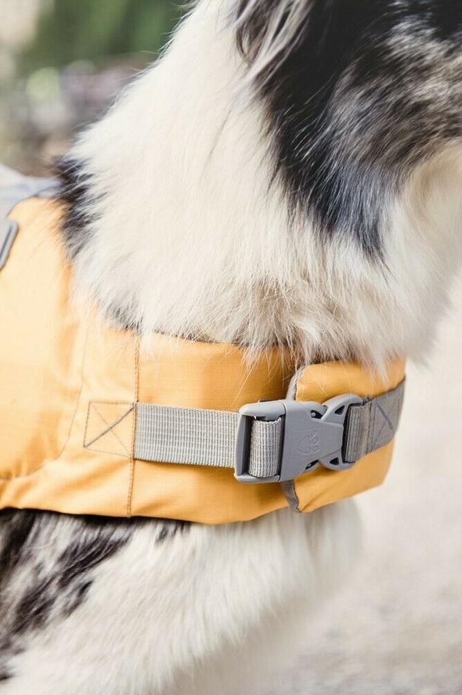 HURTTA LIFE VEST JACKET FLOTATION DOG SWIMMING ECO
