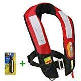 Eyson Life Jacket Inflatable PFD Adult, Life Vest Preservers