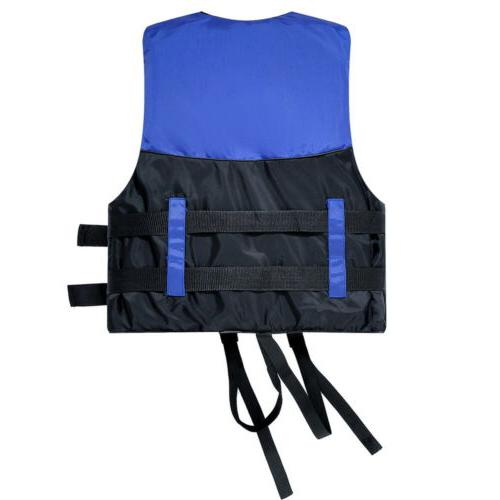 Life Vest Adult Fully Enclosed Safty Swimwear