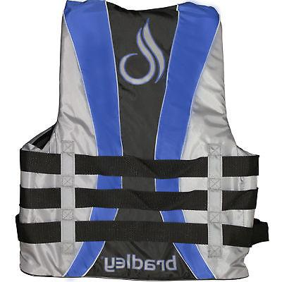 Life Jacket Vest PFD Type III Enclosed Coast Guard Approved