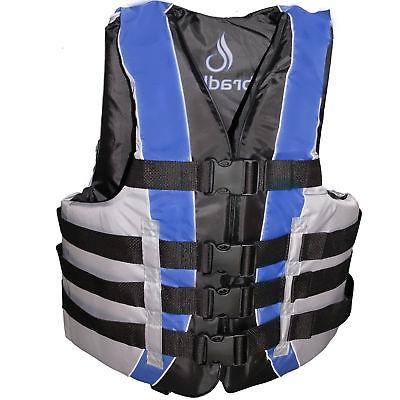 life jacket vest adult pfd type iii