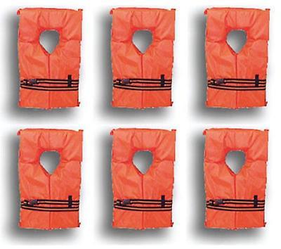 adult life jackets vest preserver type ii