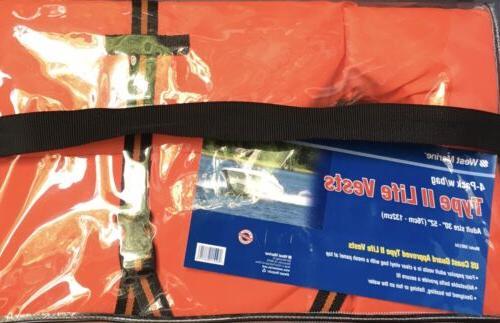 life jacket vest preserver ii