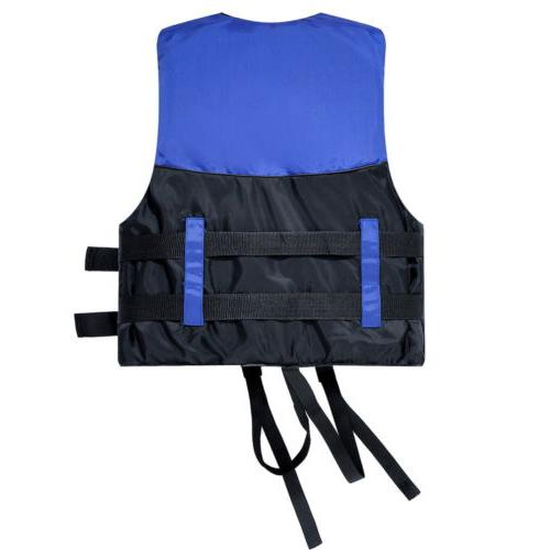 Life Jacket Vest Adult XL XXL Water Sports