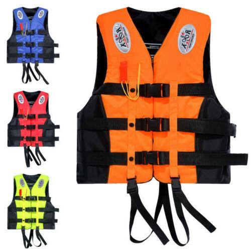 life jacket vest swimming adult fully enclosed