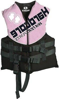 Hardcore Water Sports Life Jacket Vests For The Entire Famil