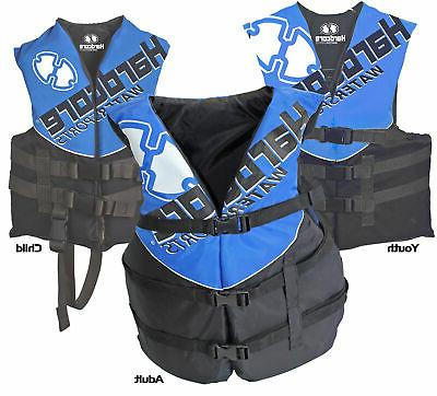 life jacket vests for the entire family