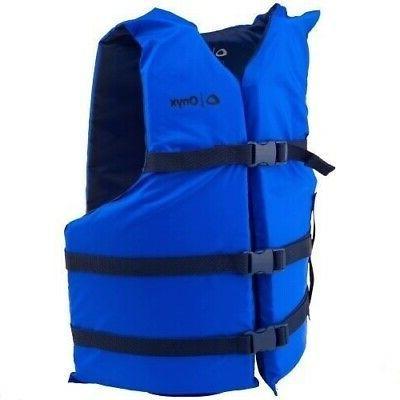 Life Jackets Adult Type III Universal Boating Preserver Jacket