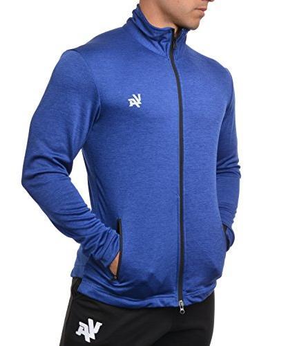 light running jacket