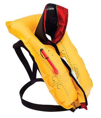 Onyx Inflatable Life Jacket - Includes CO2 -USCG