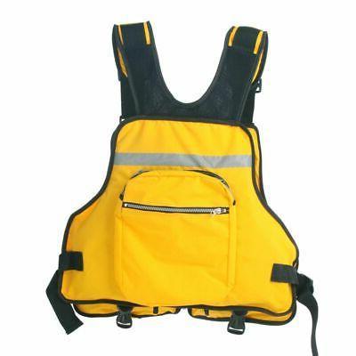 Men/Women Adjustable Vest Canoeing