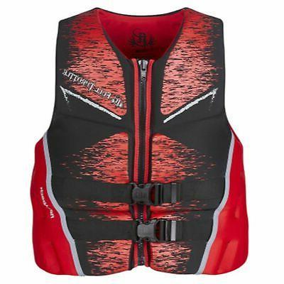 mens life jacket rapid dry flex back