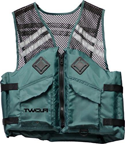 mesh fly fishing vest backpack