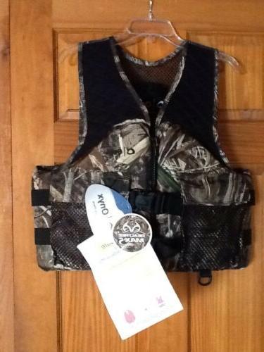 mesh shooting vest