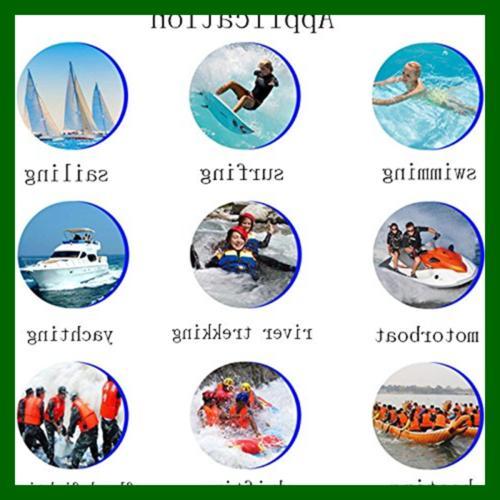 Neoprene Life Waterski Wetsuit & Large