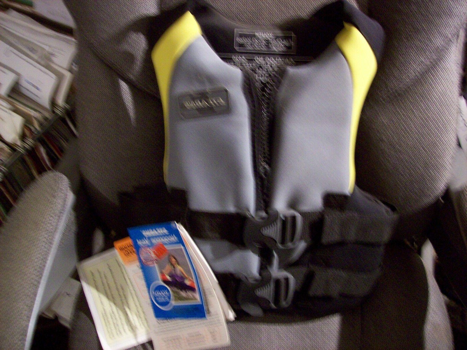 neoprene youth size vest life jacket 50