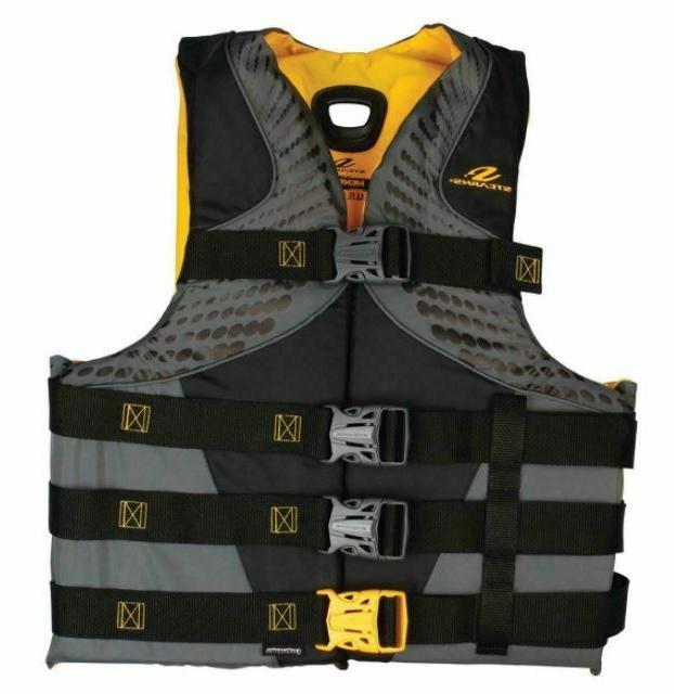 new infinity series boating life jackets size