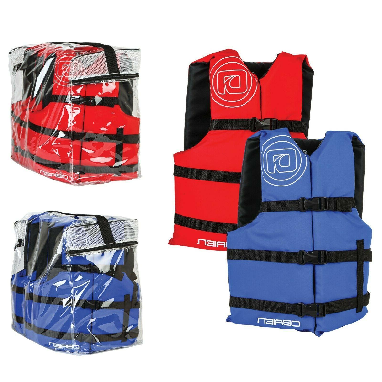 new o brien universal life jacket 4
