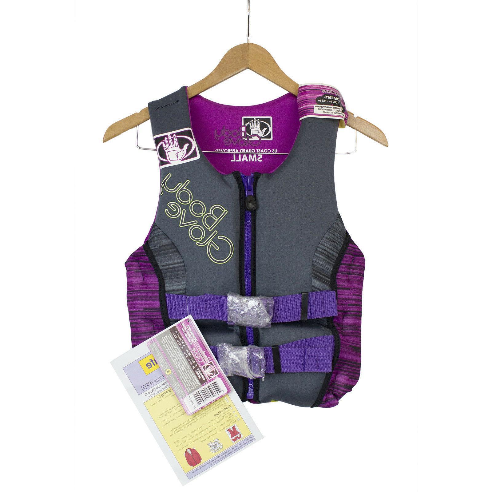 NWT Body Glove Women's PFD Floatation Device Ski/Life Jacket