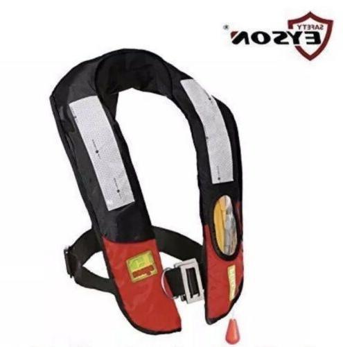 nwt pfd inflatable life jacket life vest