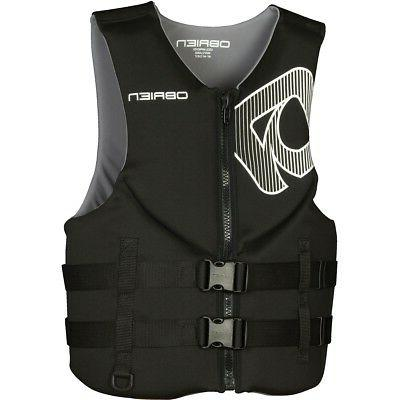 o brien men s traditional neoprene vest