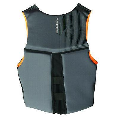 V-Back Orange, Size XL