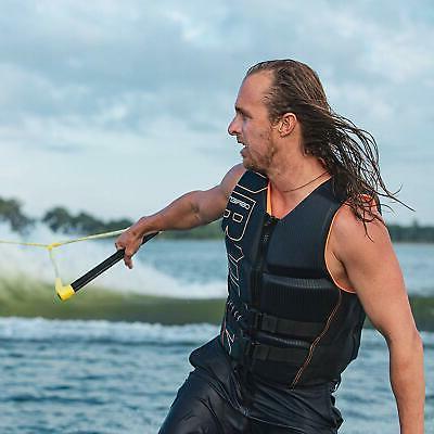 O'Brien Watersports Men's V-Back Orange, XL