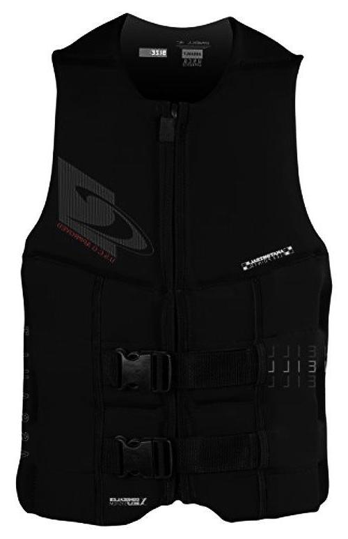 oneill wetsuits mens assault uscg life vest