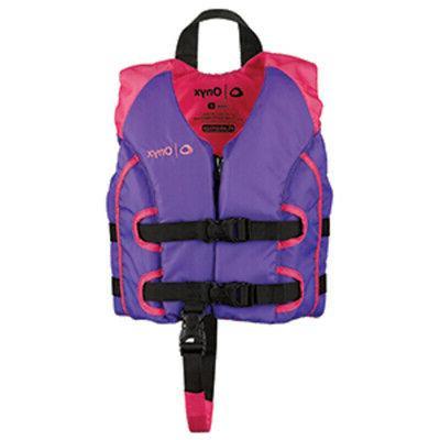onyx all adventure child life jacket child