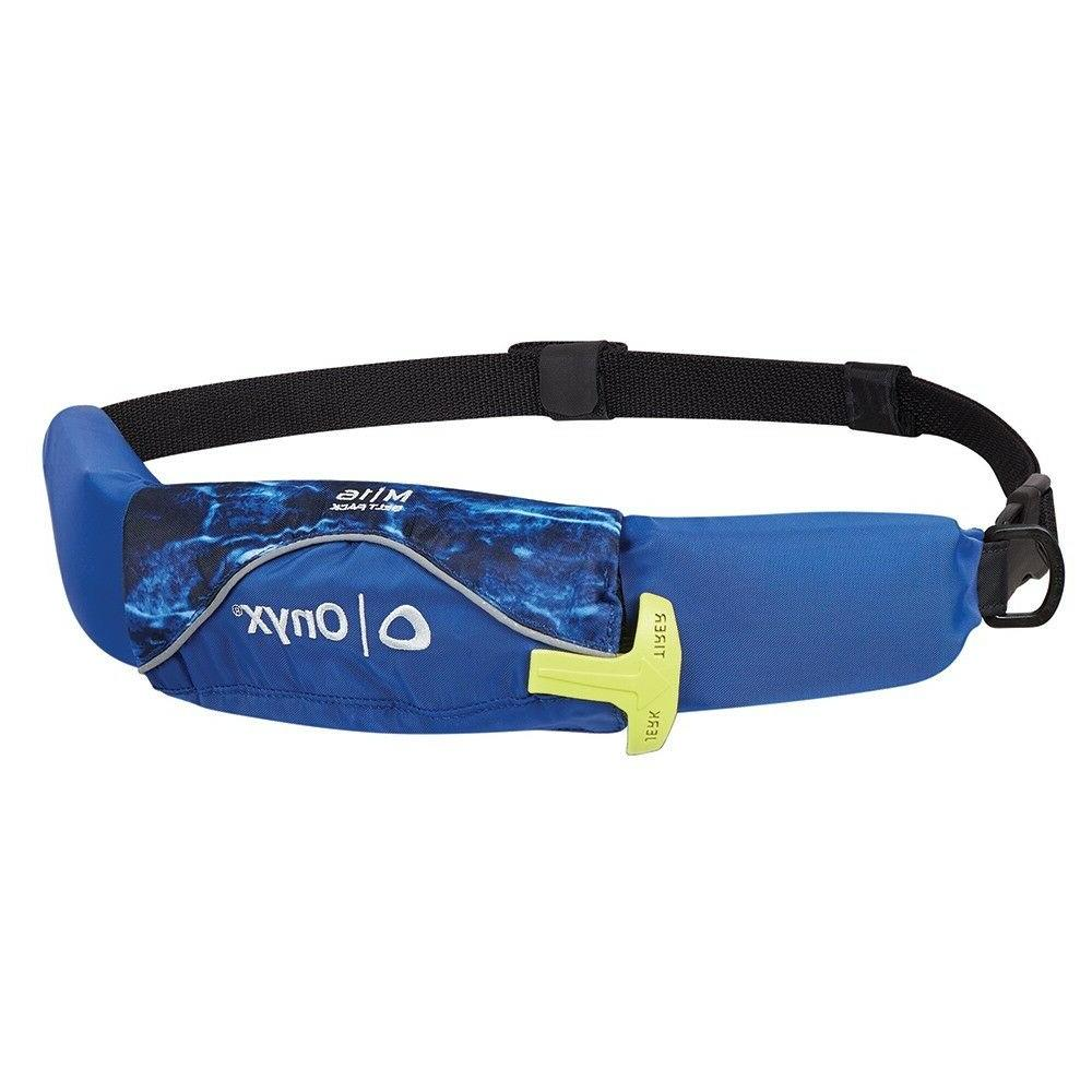 onyx m 16 manual inflatable belt pack