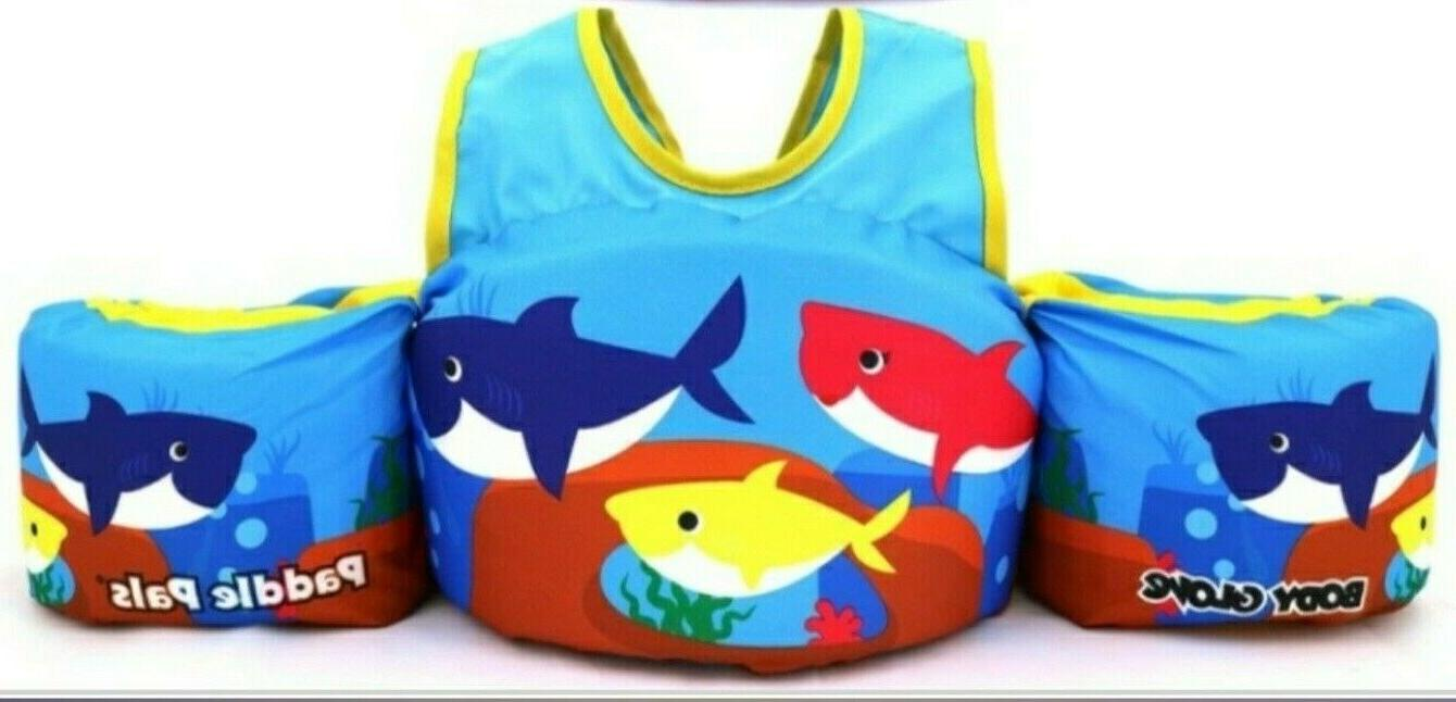PFD LEARN TO LIFE JACKET VEST CHILD