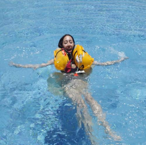 PFD Manual Inflatable Jacket Vest Eyson Adult
