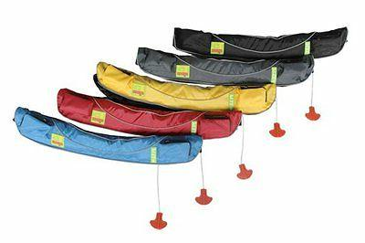 PFD Manual Life Jacket Waist Eyson Adult certified