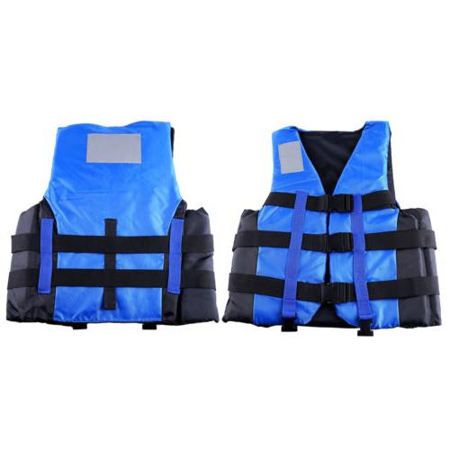 Polyester Adult Jacket Swimming Vest + S-XXL Size#