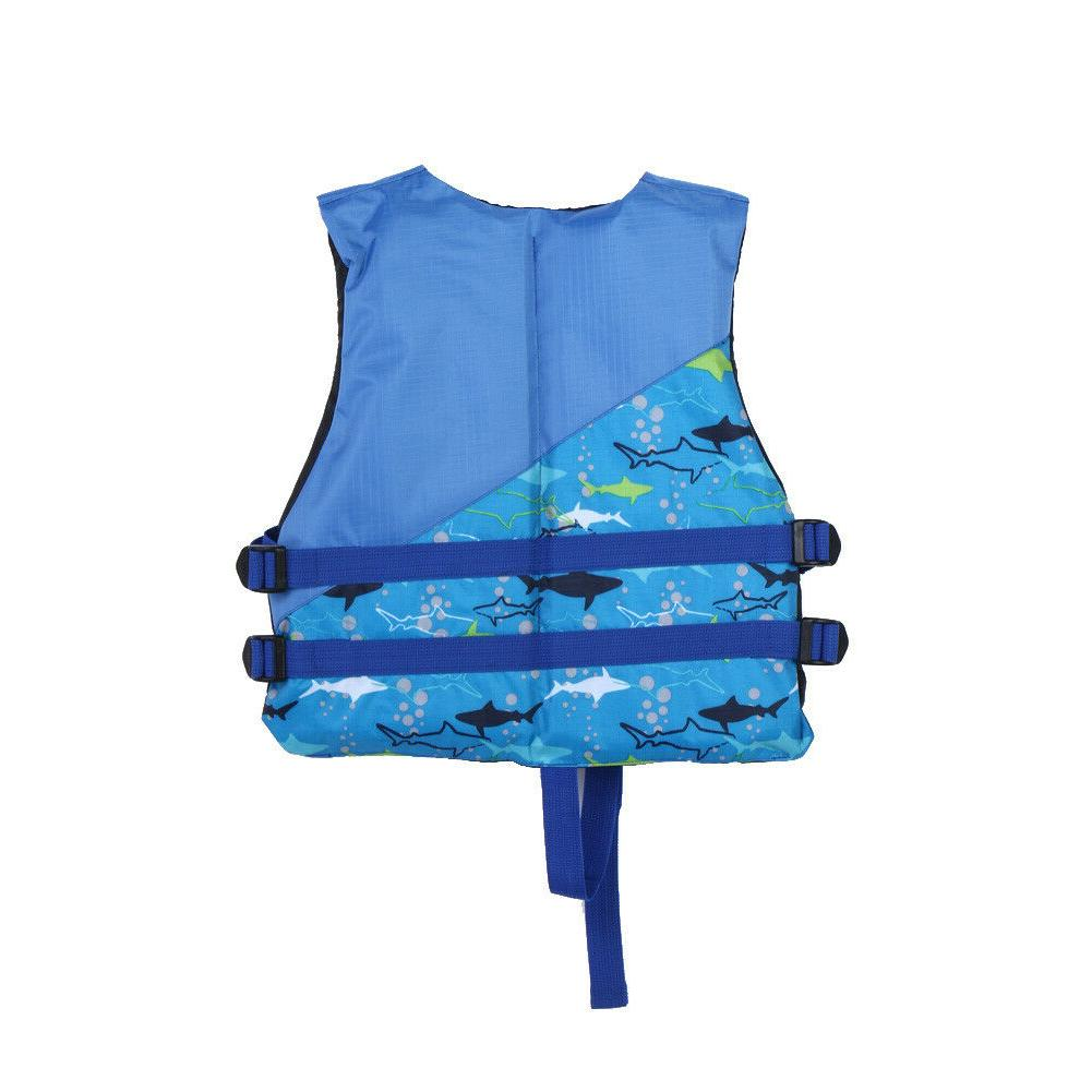 Polyester Child Life Jacket Universal Swimming Ski Foam