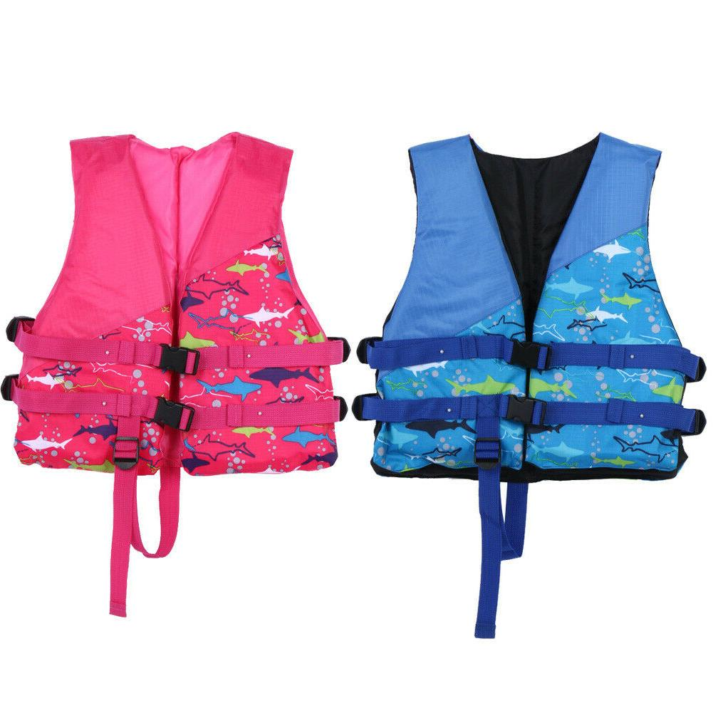 polyester child life jacket universal swimming jackets