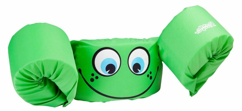 Stearns Basic Child Green Smile