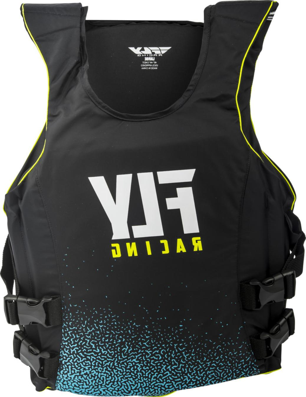 pull over nylon safety vest life jacket