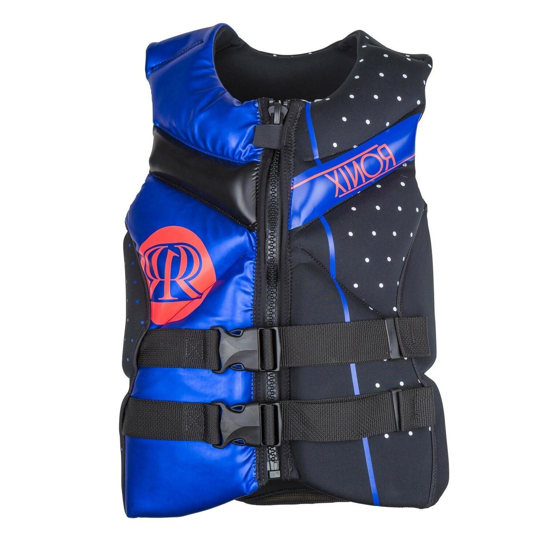qtm womens capella cga life jacket medium
