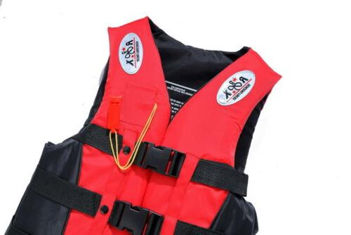 Safety Jacket Vest Drift Enclosed