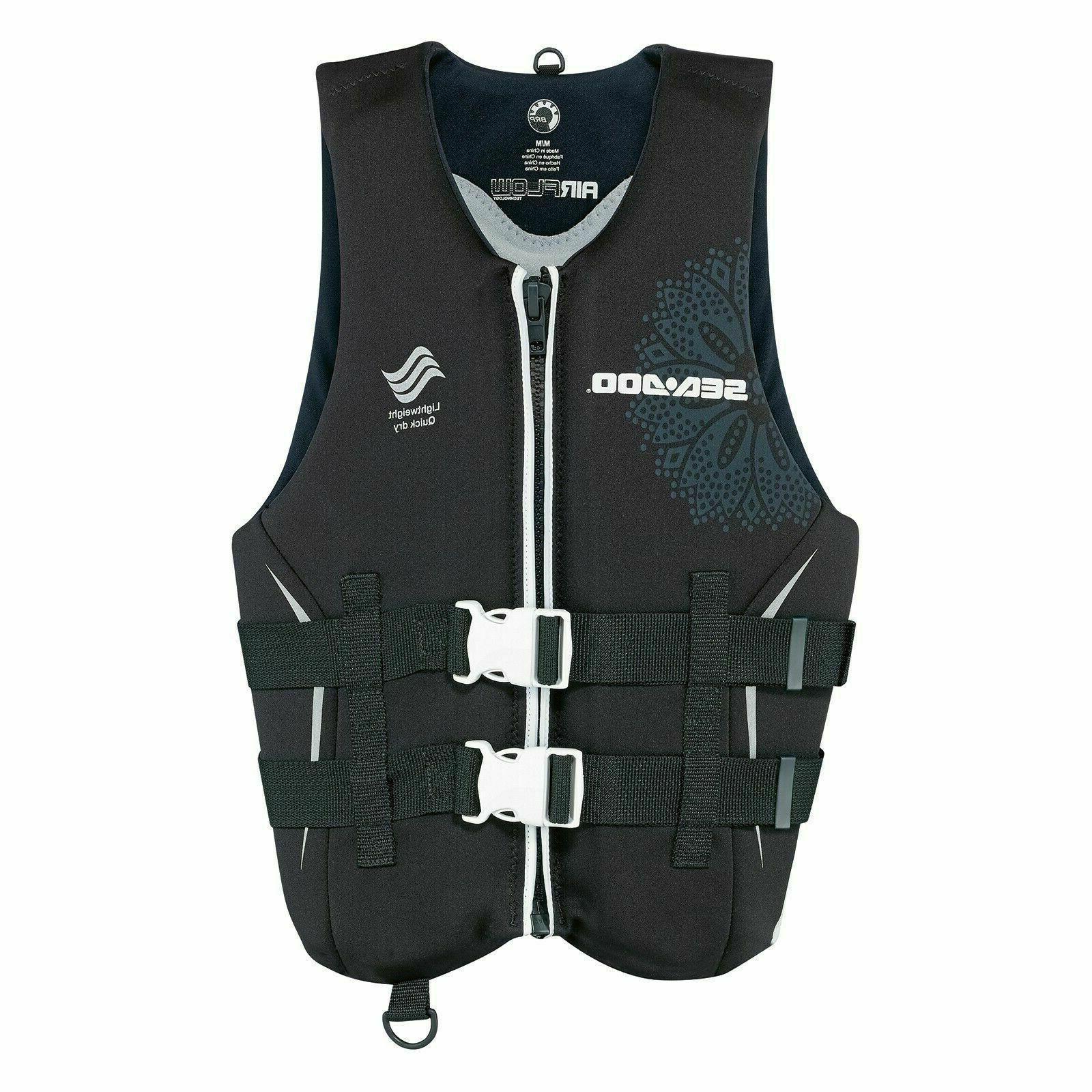 sea doo ladies airflow life jacket 285873