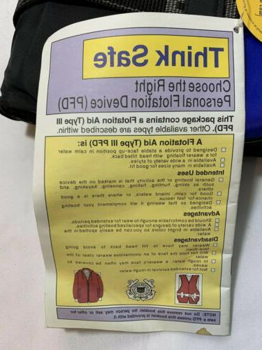 Sea Doo X-Small Life Vest