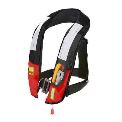 slim inflatable pfd life jacket life vest