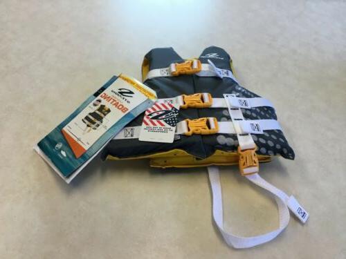 stearns child classic nylon vest life jacket