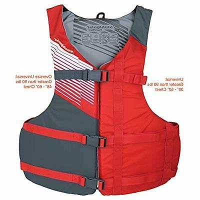 Stohlquist Life Jackets & Vests Fit Jacket, Sports ""