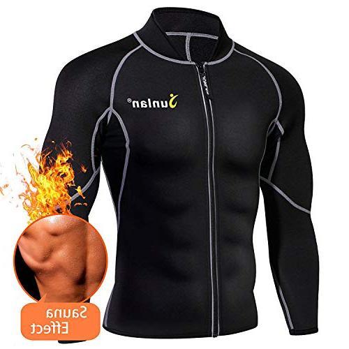 sweat neoprene loss sauna suit