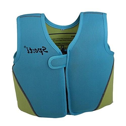 swim vest learn floatation