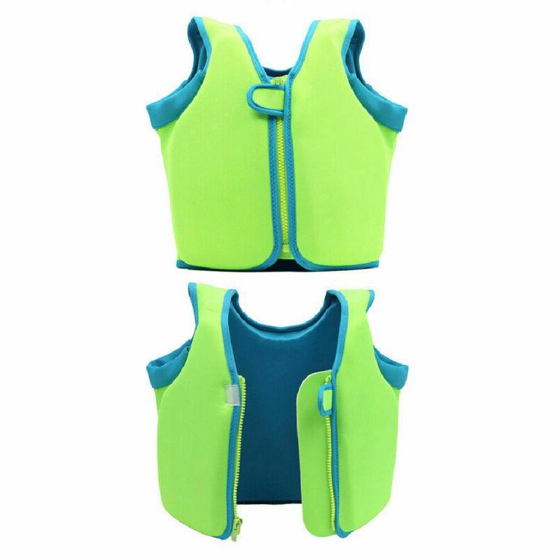 Swimming Sports Life Jacket Vest Training Floating Swim Aid