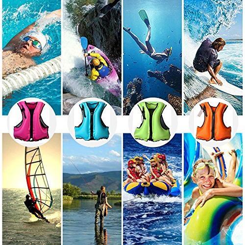 Leegoal TM Buoyancy for Snorkeling, Suitable Blue