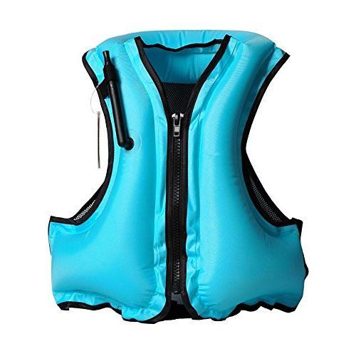 Leegoal Adult Vest Blue
